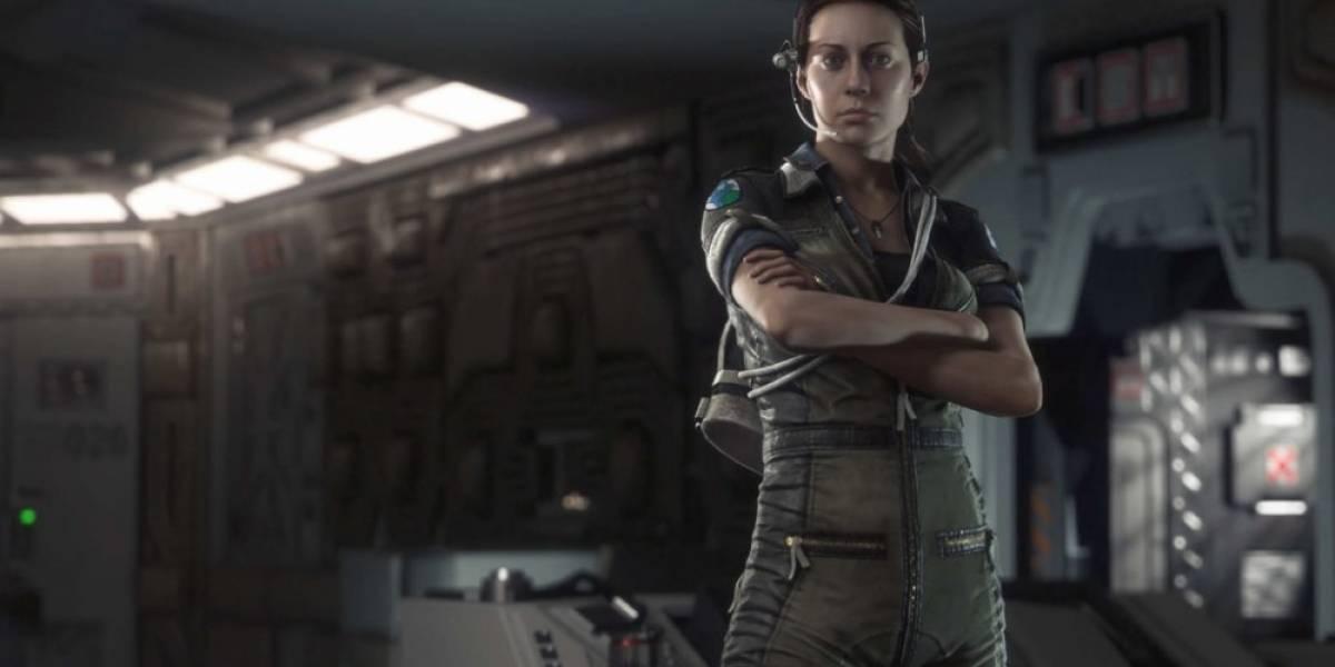 Desarrolladores explican el estilo retro-futurista de Alien: Isolation