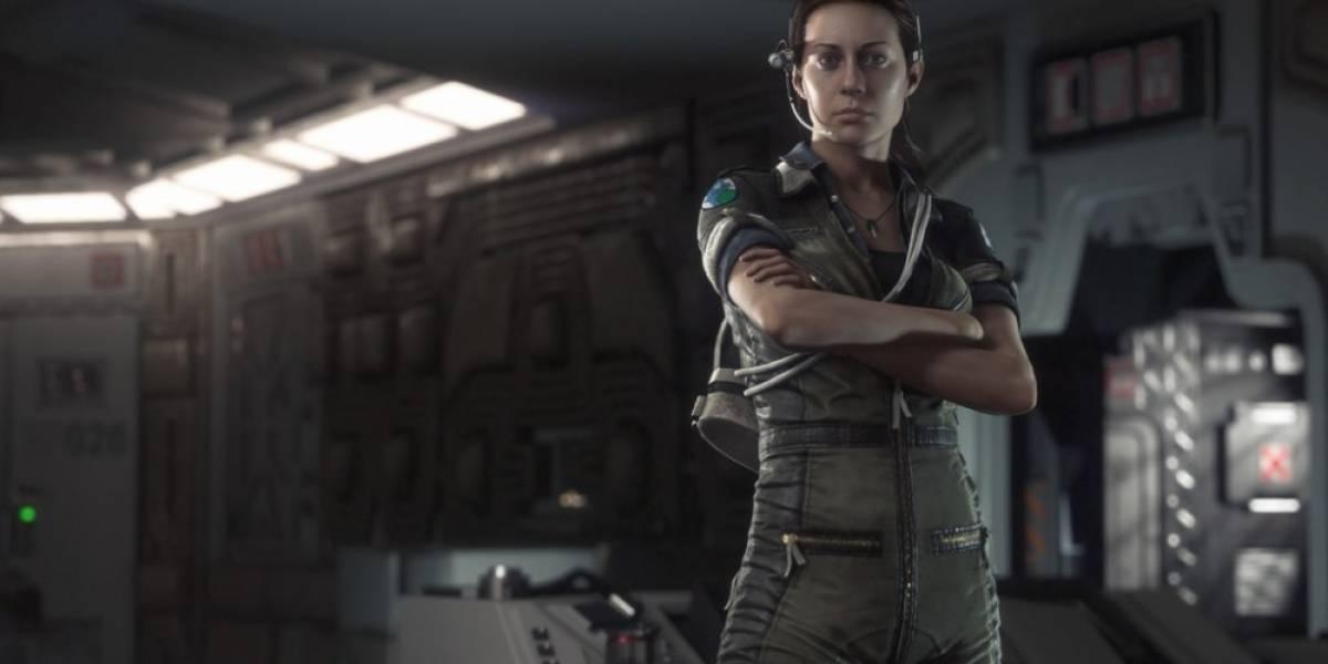 La importancia de los personajes de Alien: Isolation en diario de desarrollo