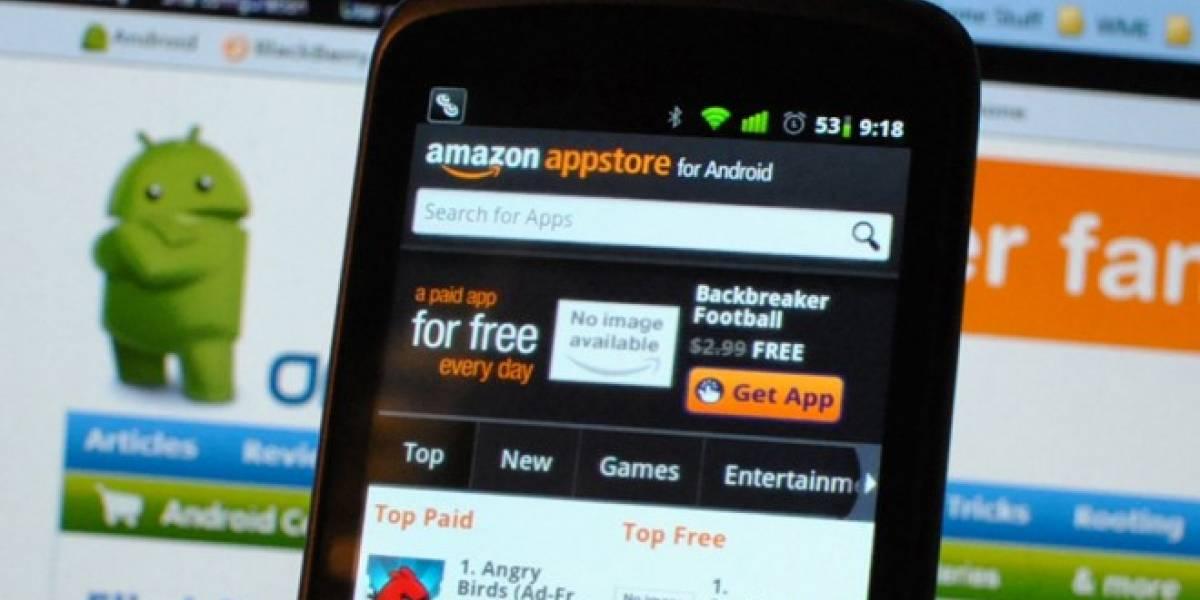 Amazon Appstore ya cuenta con 240.000 aplicaciones
