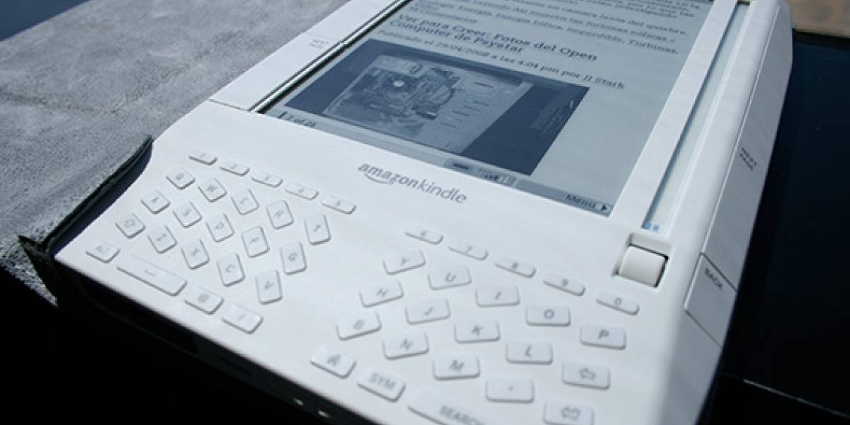 FWLabs: Amazon Kindle a primera vista