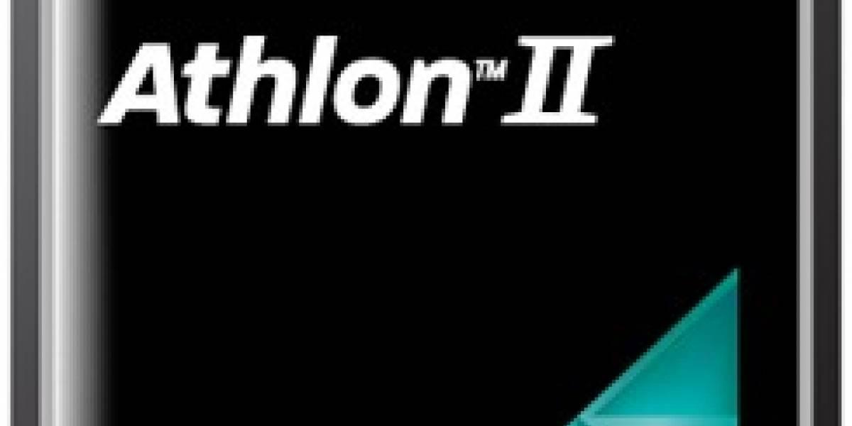 AMD anuncia nuevo CPU Athlon II X4 655
