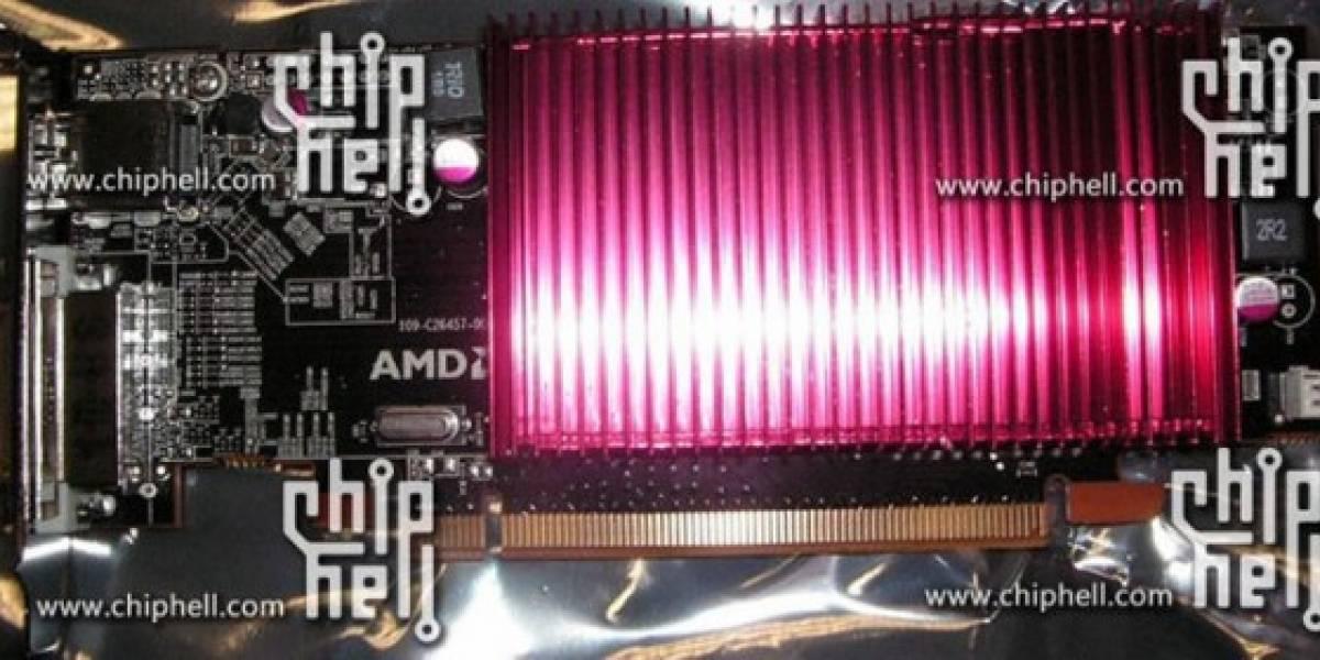 Se filtra Radeon HD 6300