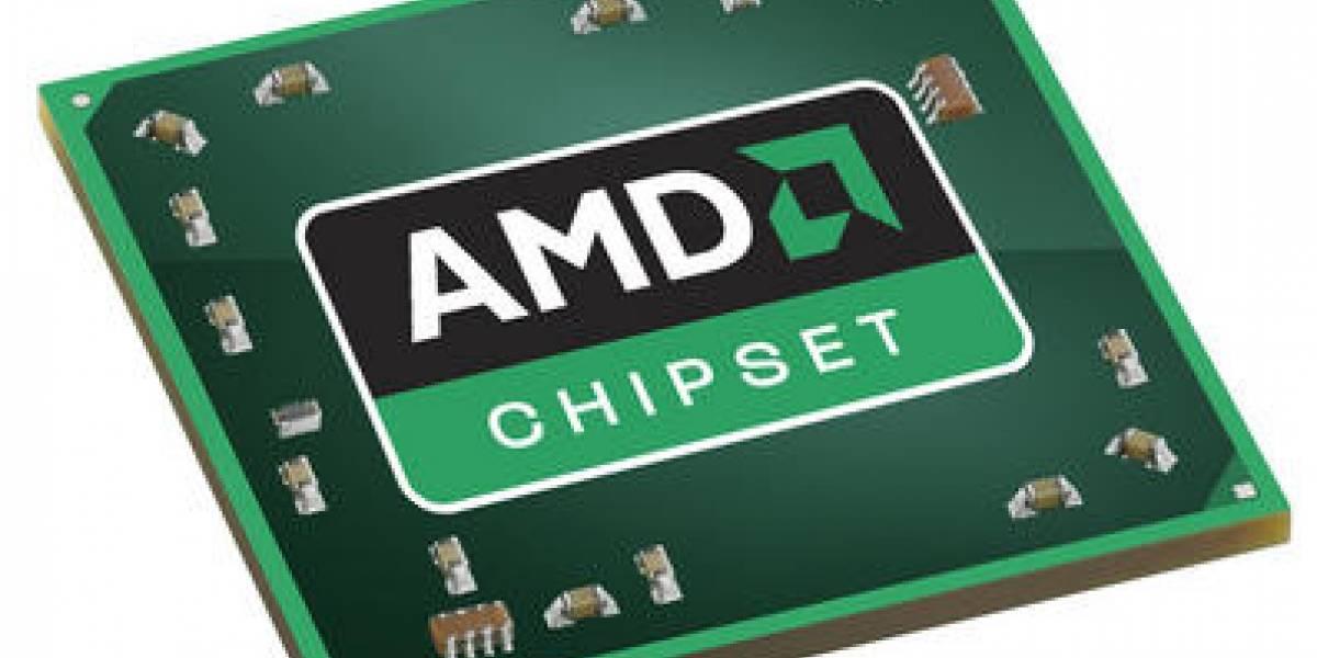 Escasez de chipsets AMD