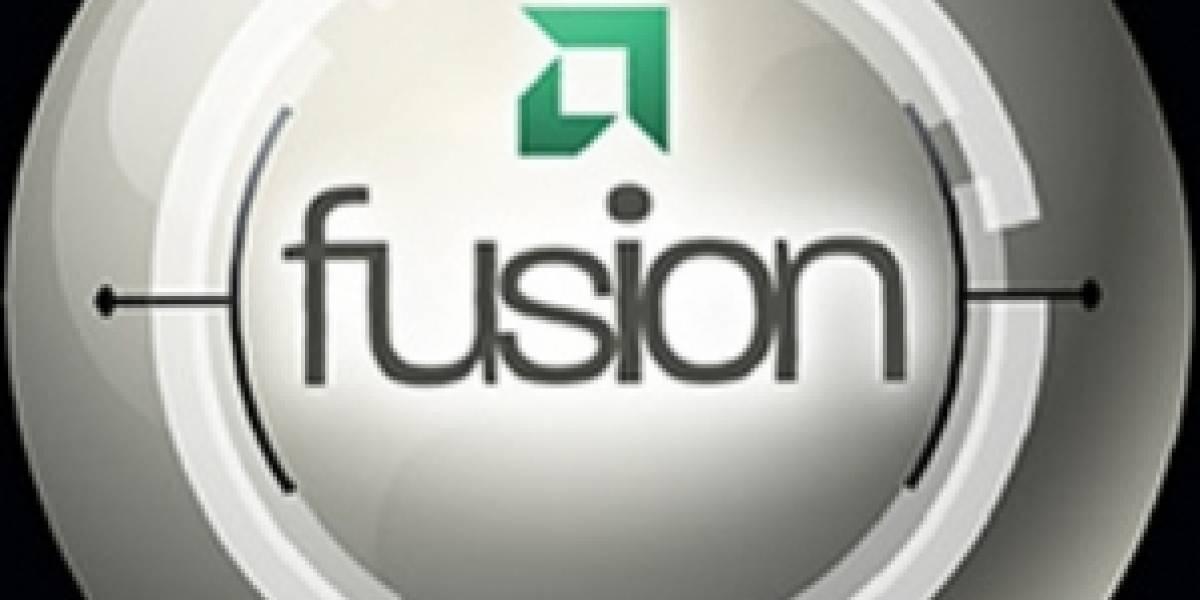 AMD habla sobre Fusion y futuros rivales de IPAD