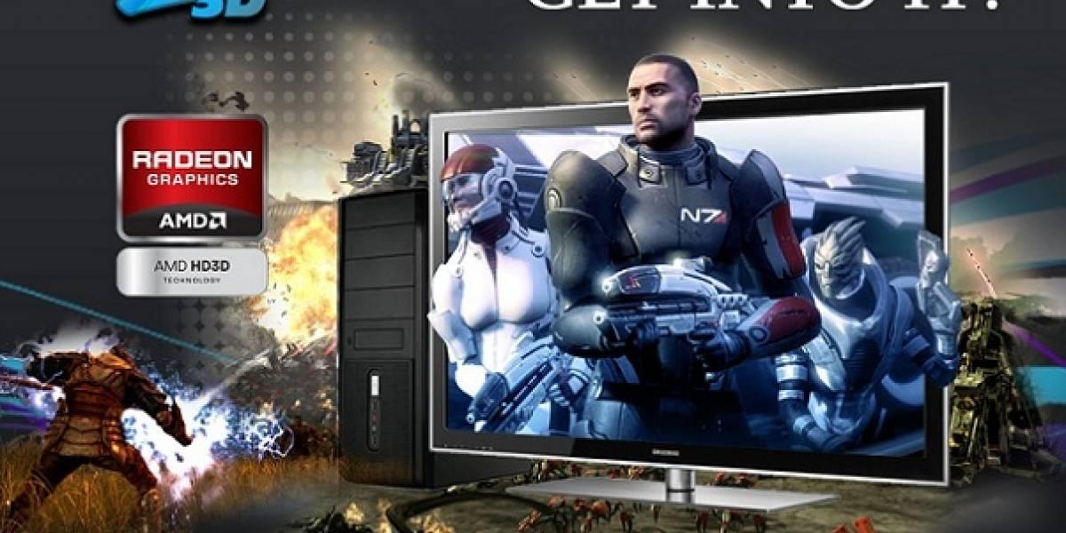 Nuevo driver iZ3D para AMD HD3D
