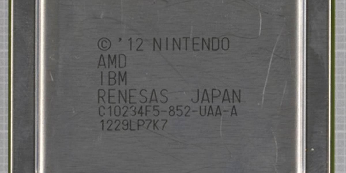 ¿Cuál es el equivalente al chip gráfico de Wii U? Ya hay algunos detalles