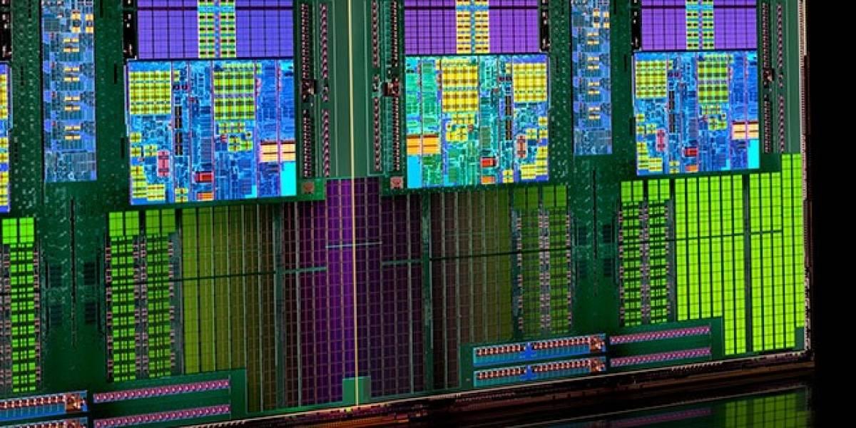 Otra vez dicen que Xbox 720 tendrá chips de AMD como en PlayStation 4