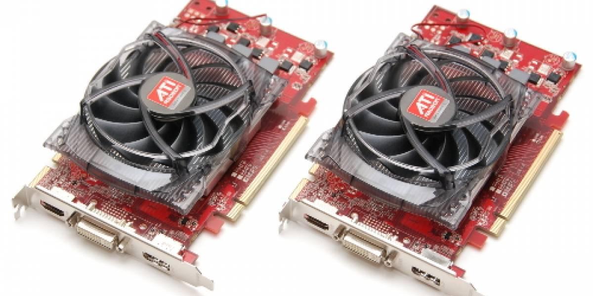 AMD: Nuevas ATI Radeon HD 5550 y 5570 con GDDR5