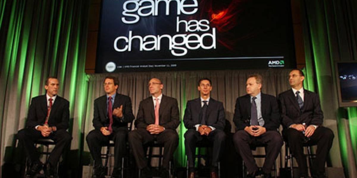 AMD: Será anfitrión de evento tecnológico en Taipei