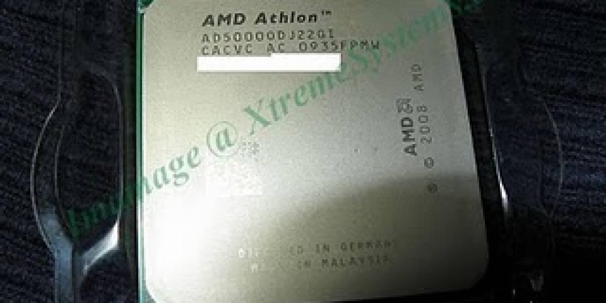 AMD Athlon X2 5000+ desblockeado a Phenom II X4