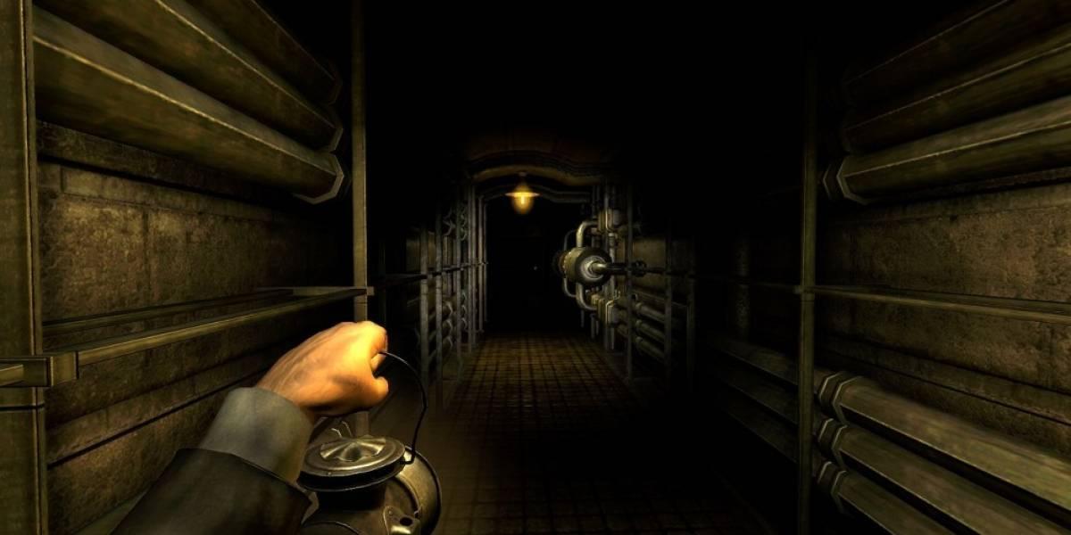 Amnesia: A Machine for Pigs ya tiene su fecha de lanzamiento