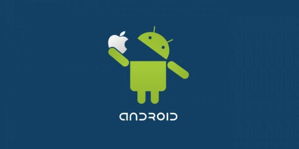 El uso de Android en Internet podría superar a iOS por primera vez