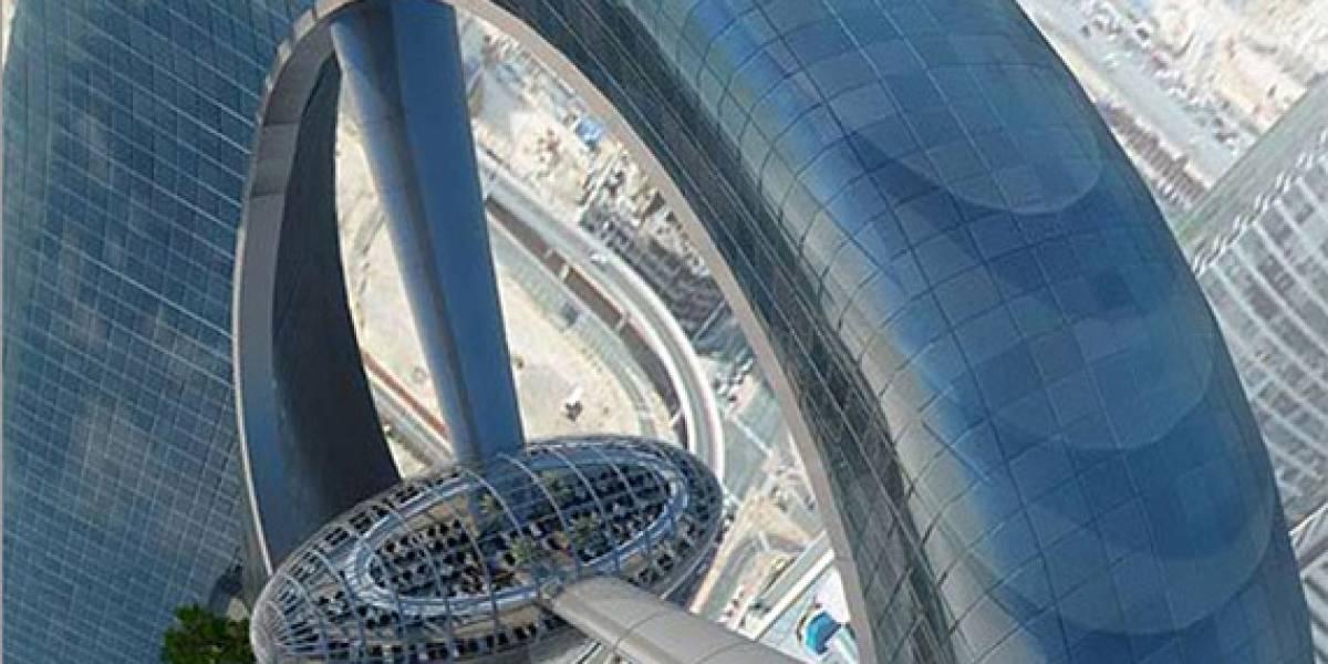 Dubai se ríe de la crisis económica con la Anara Tower