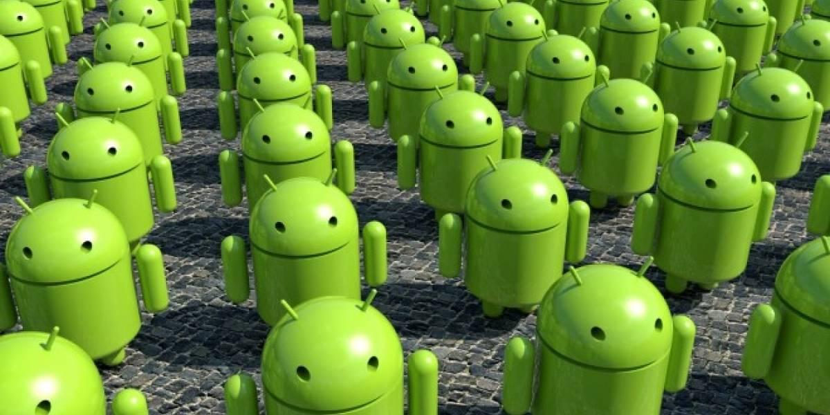 KitKat 4.4 ya está presente en 5.3% de equipos con Android