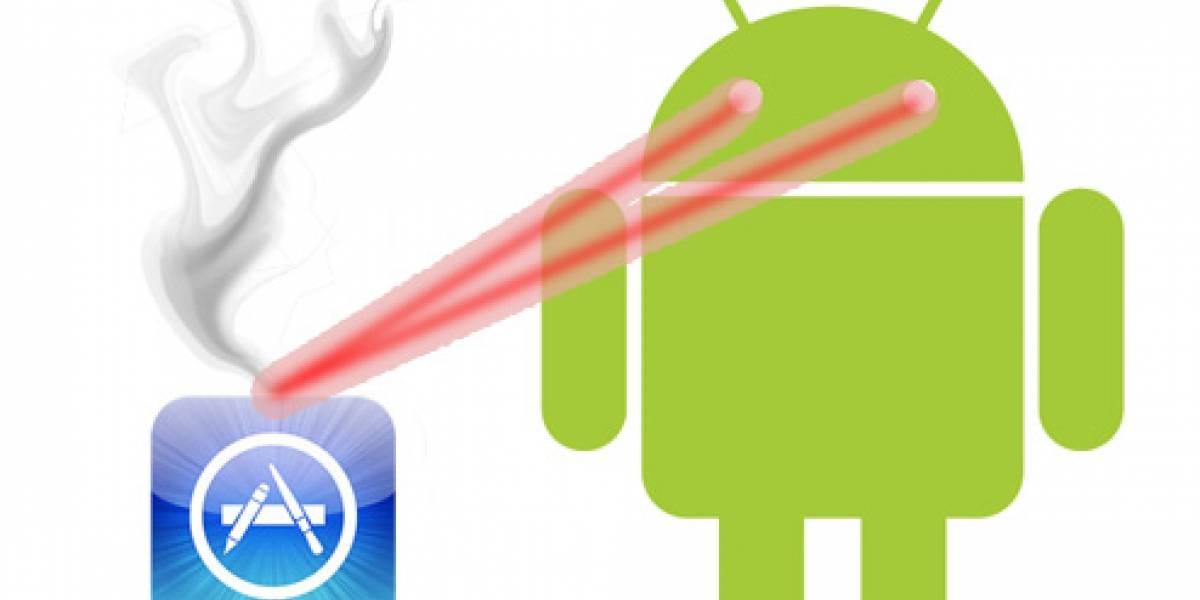 Android Market supera los mil millones de descargas