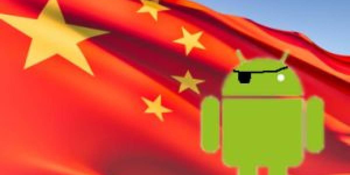 El mercado negro chino se llena de G1