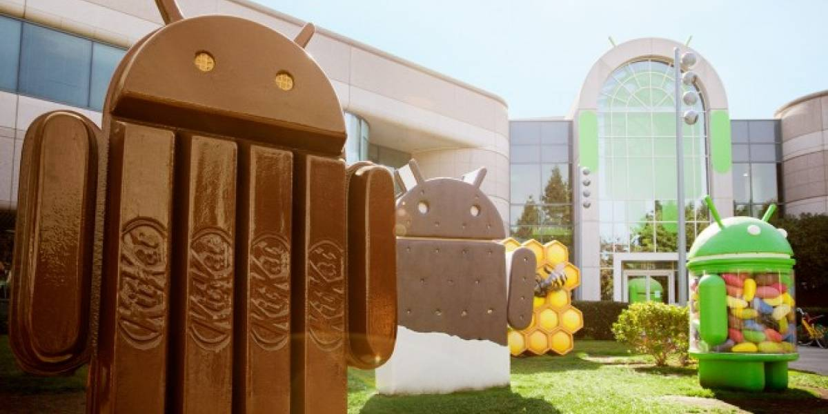 Google libera Android 4.4.4 KitKat para dispositivos Nexus