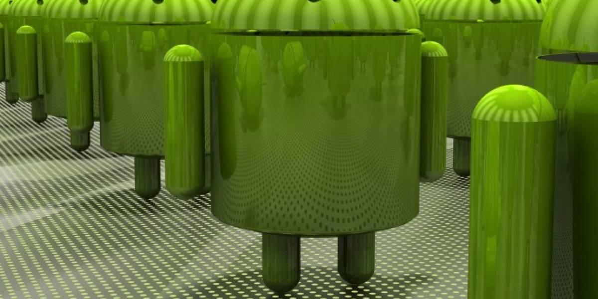Android supera a iOS en la venta de tablets durante 2013