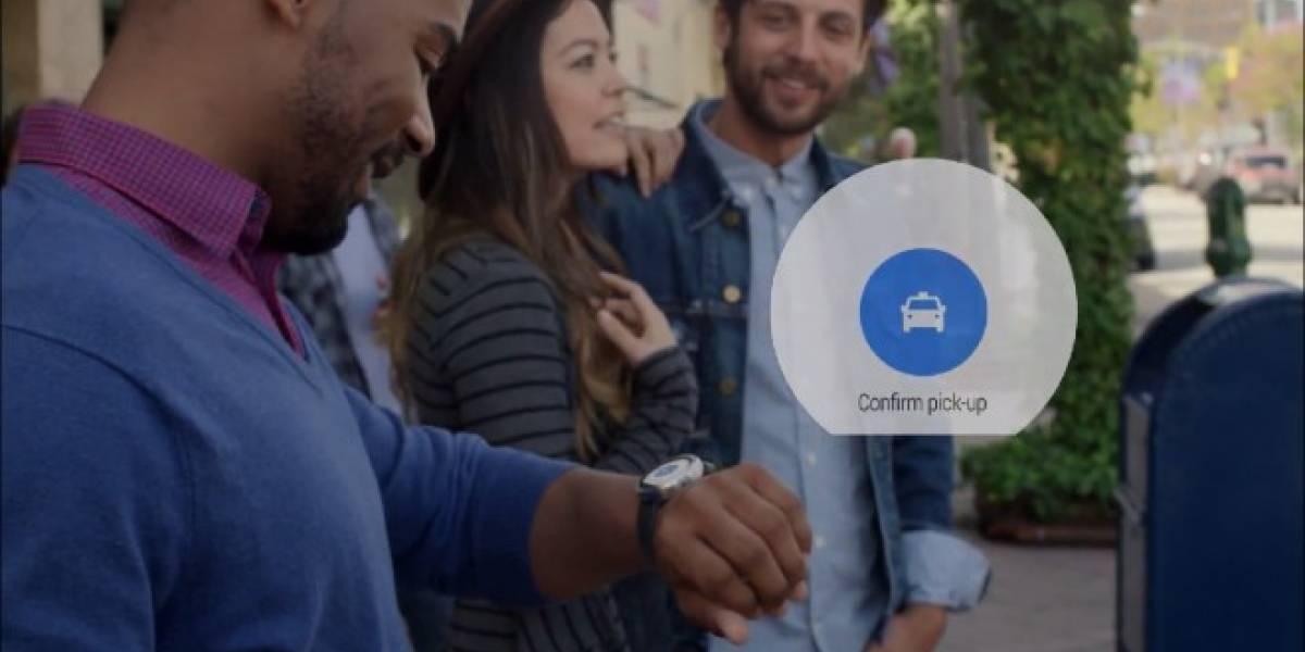 Google anuncia Android Wear, una versión dedicada para dispositivos vestibles