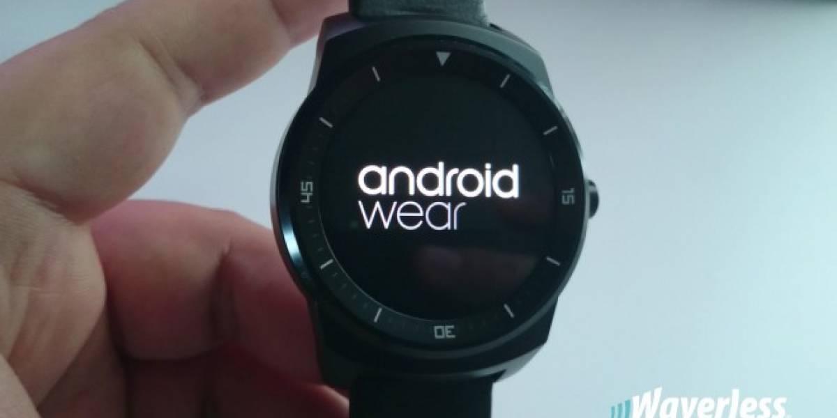 Android Wear 5.0.2 comienza a llegar al Moto 360, G Watch, G Watch R y Samsung Gear Live