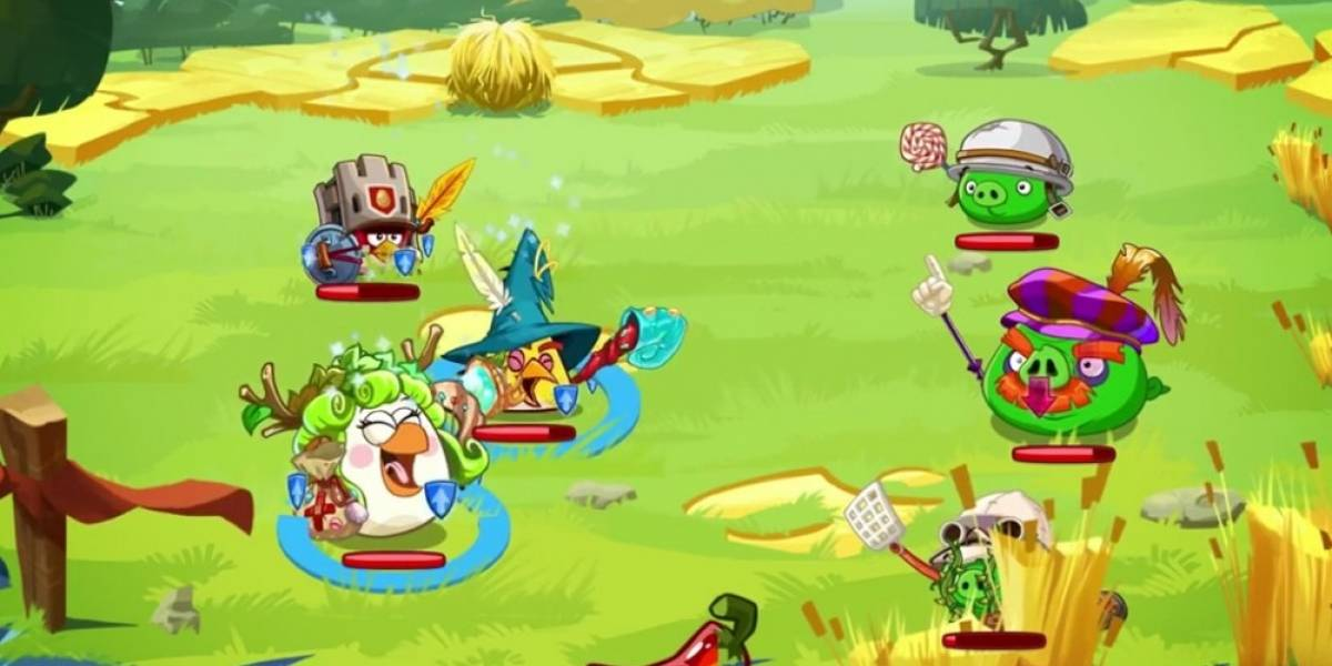 Angry Birds Epic ya está disponible a nivel mundial