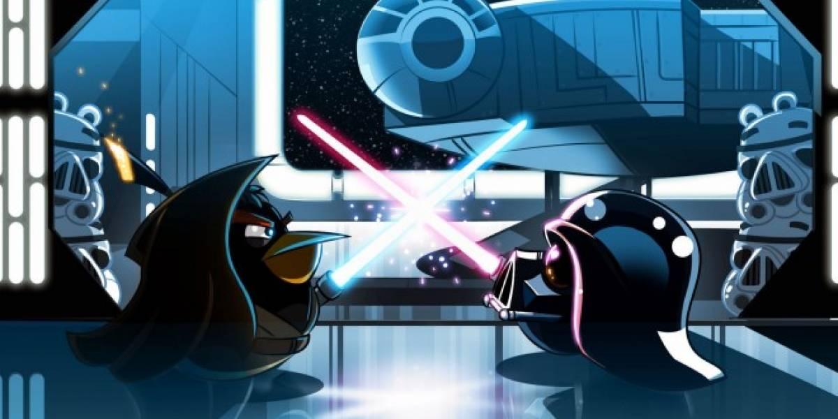 Angry Birds Star Wars también llegará a las consolas