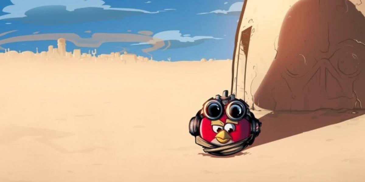 ¿Se viene un nuevo Angry Birds Star Wars?