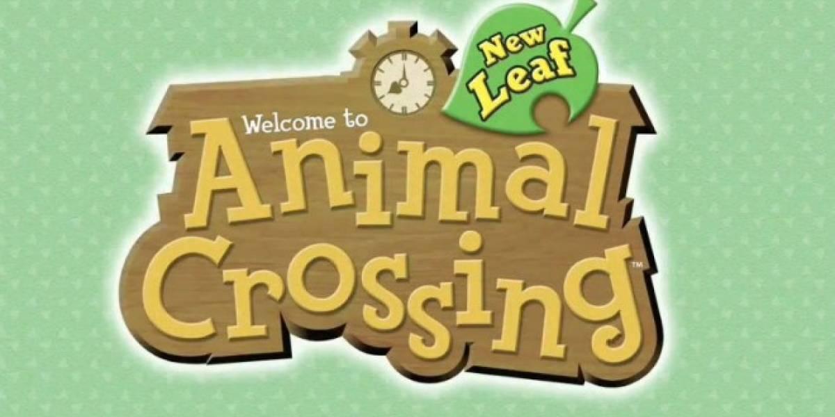 Nintendo nos presenta un nuevo tráiler de Animal Crossing: New Leaf