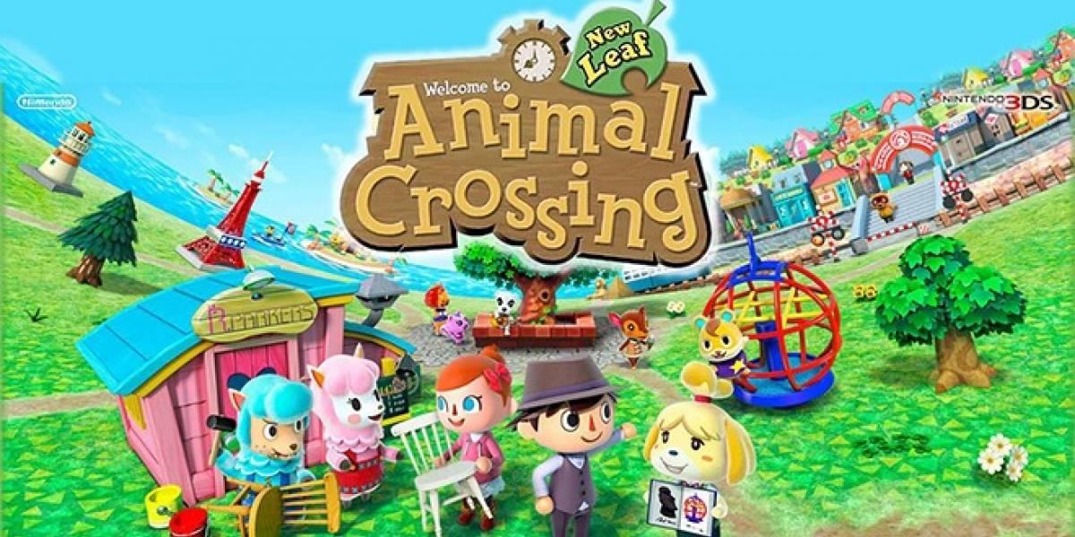 Animal Crossing: New Leaf recibe fecha de lanzamiento para América y Europa