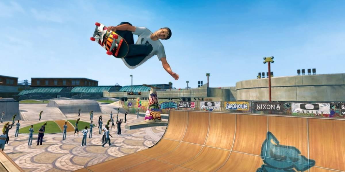 El próximo juego de Tony Hawk será exclusivo para móviles