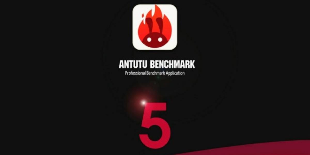 AnTuTu añade soporte completo para procesadores 64-bits en su nueva versión 5.5