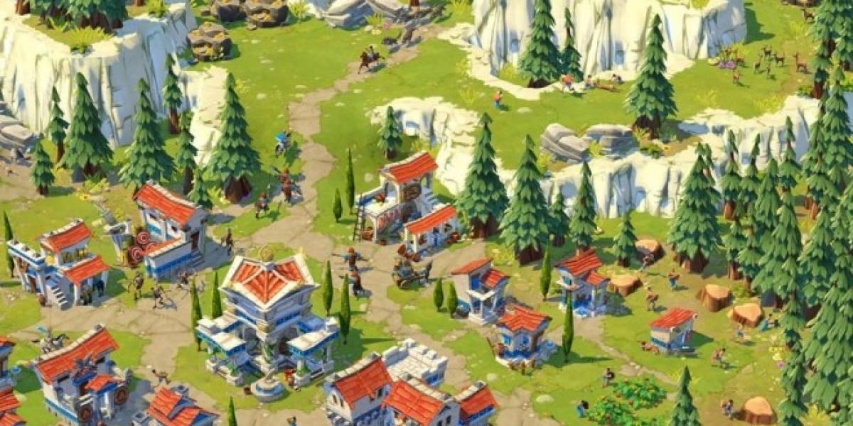 Age of Empires dará el salto a teléfonos móviles