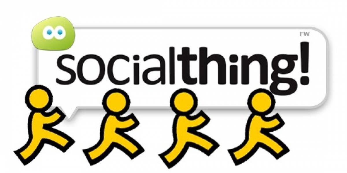 AOL trata de mantenerse vivo comprando a SocialThing!