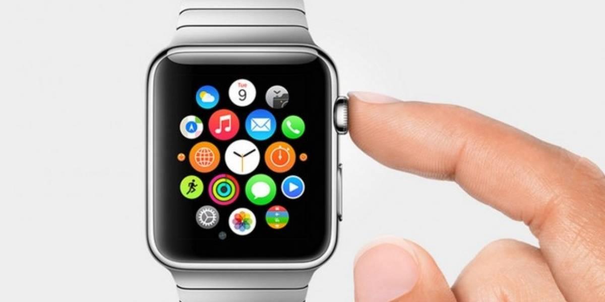 Apple Watch podría tener puerto Lightning y grabados personalizados
