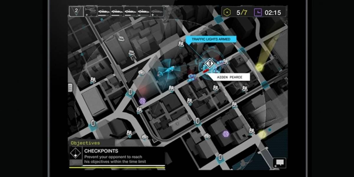 Ubisoft detalla la app complementaria para Watch Dogs