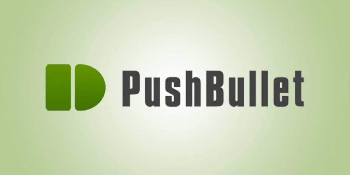 Pushbullet ahora sincroniza las notificaciones entre todos tus dispositivos