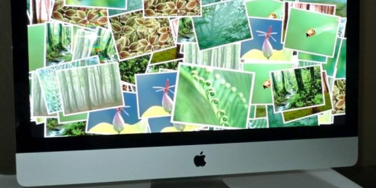 Rumor: iMac multitáctil con iOS 4