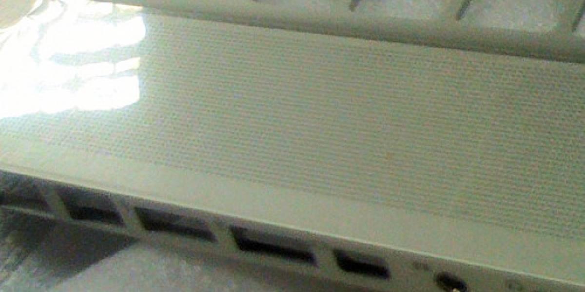 Futurología: Se filtran fotos de un MacBook fabricado bajo Brick