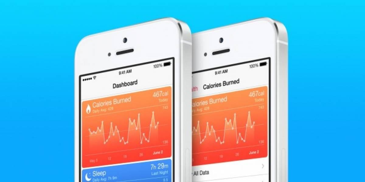 Apple retiró en último momento aplicaciones que usaban HealthKit