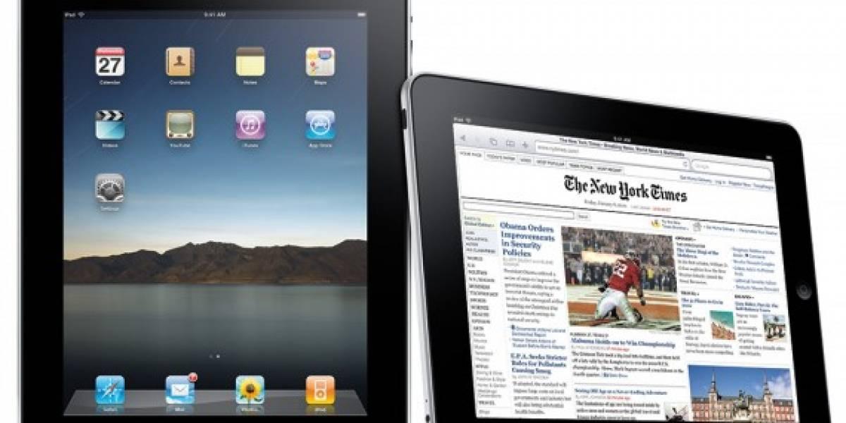 Apple está moviendo 1,2 millones de iPads al mes