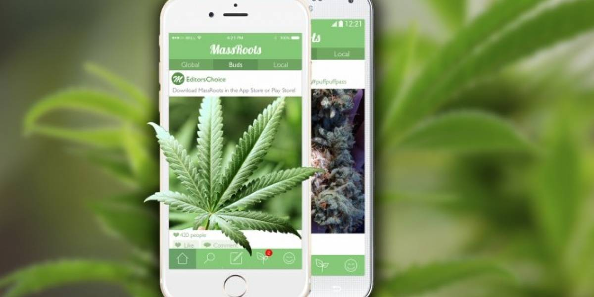 Apple levanta prohibición a apps que promueven la marihuana