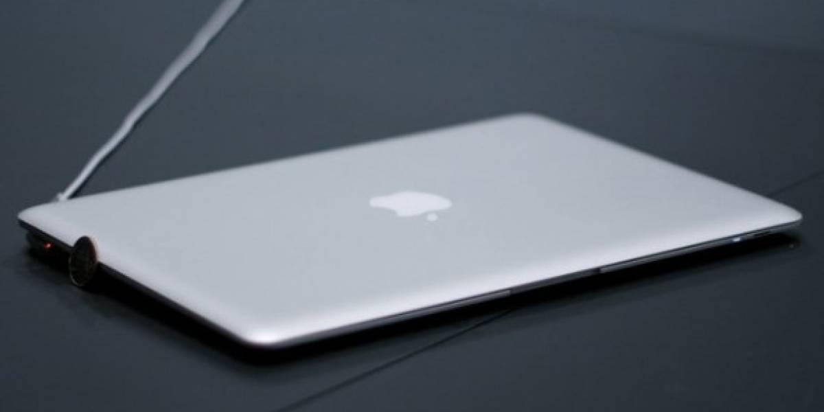 MacBook Air se renovaría esta semana