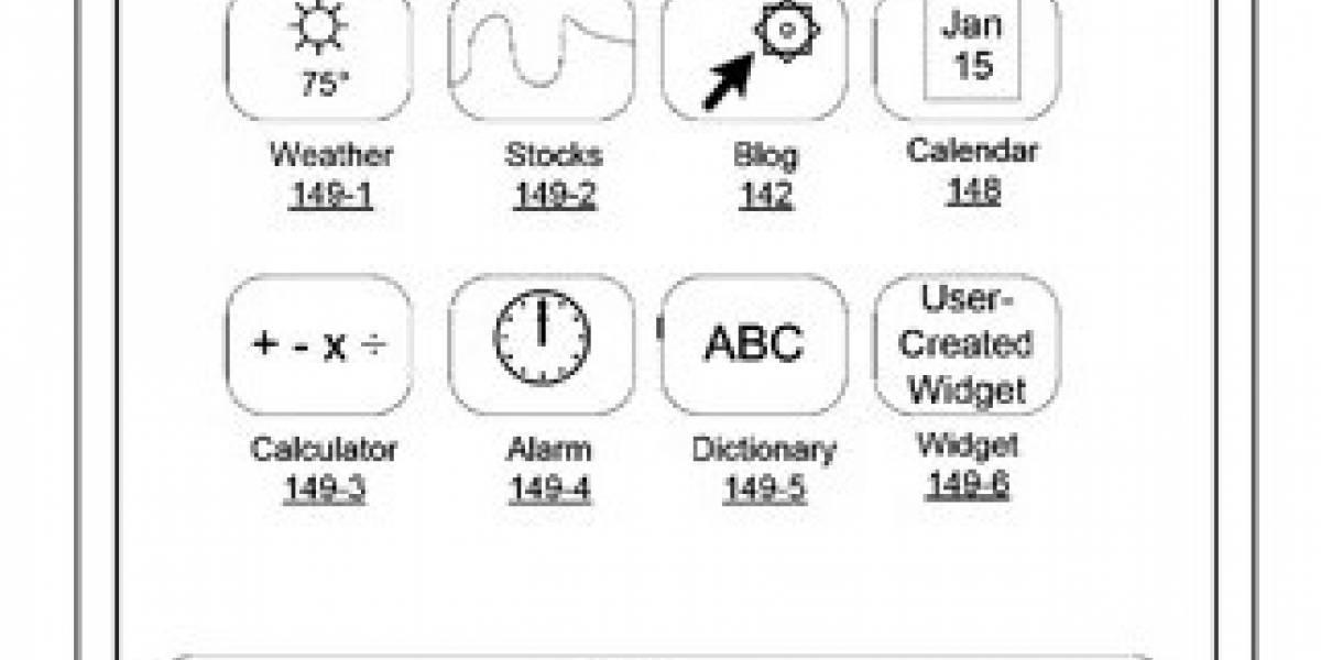 Apple patenta la tecnología multitáctil