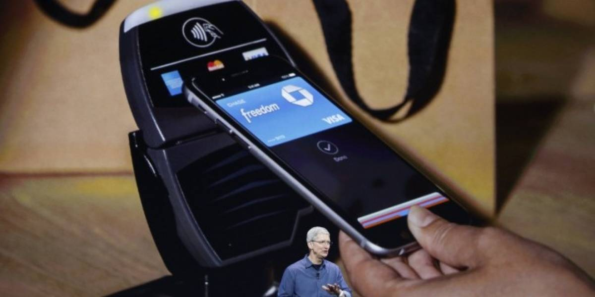 Apple se quedará con el 0,15% de las compras realizadas con Apple Pay