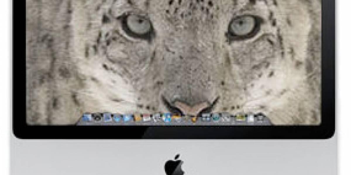OS X Snow Leopard y QuickTime X para 2009