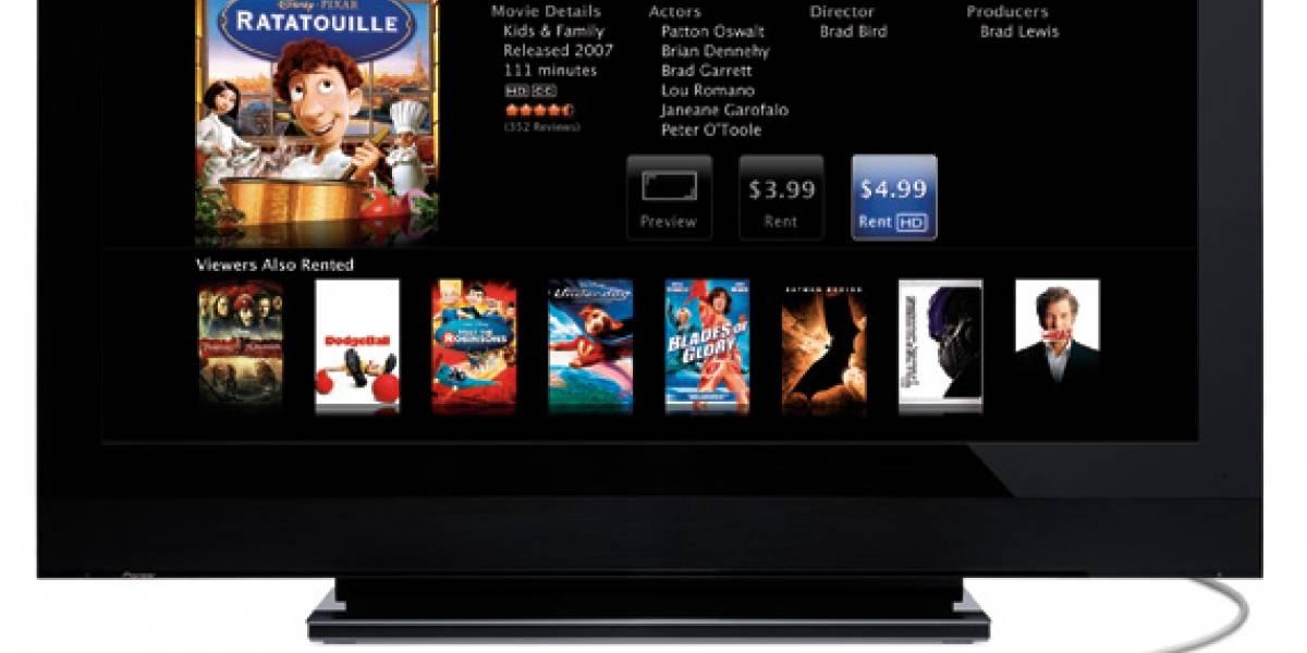 FWLabs: Arrendando películas con el Apple TV Take 2