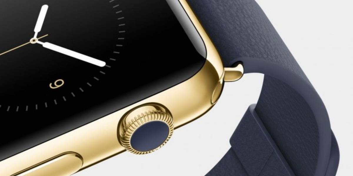 Apple Watch de 18 quilates costaría hasta USD $20.000