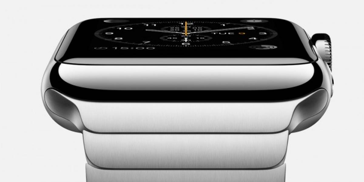 Confirman que Apple Watch incluirá 8GB de almacenamiento