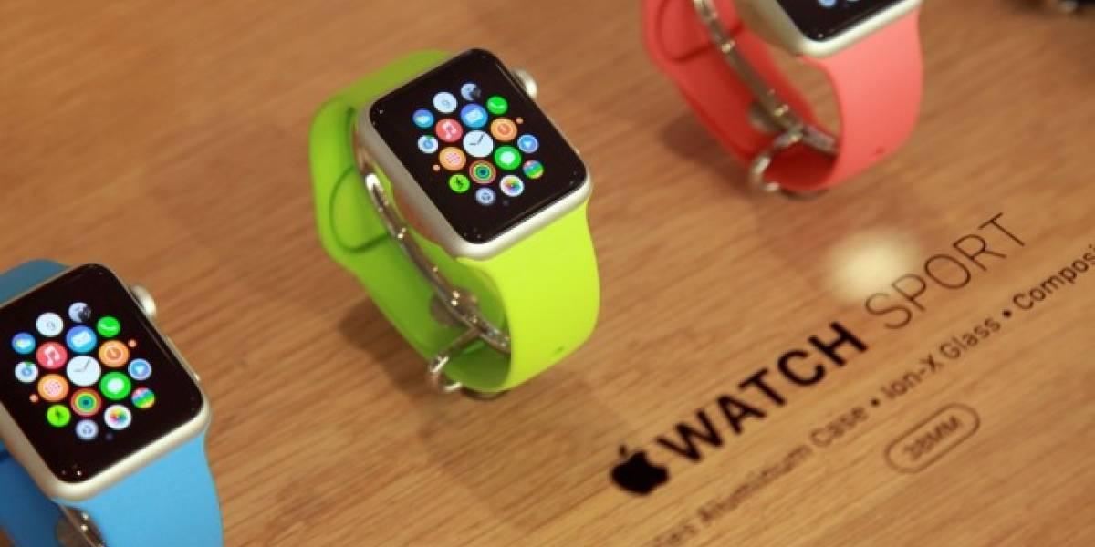 Apple Watch llegará a varios países en abril