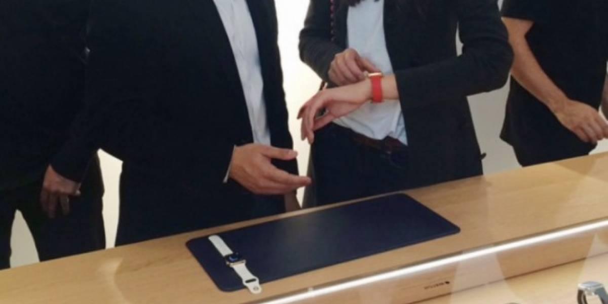 Apple contrata expertos en joyería y moda para el lanzamiento del Apple Watch